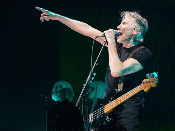 Pink Floyd Inducted into the Rock & Roll Hall of Fame